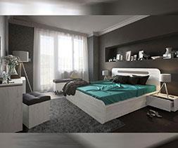 Модерно легло за спалня Изида