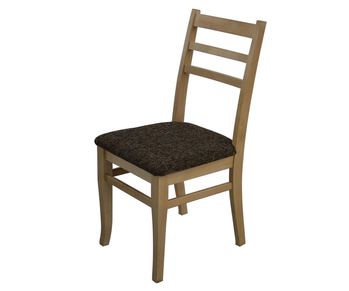 Трапезен стол с тапицерия Ина