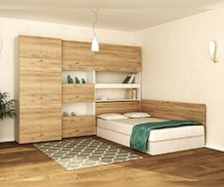 Комплект обзавеждане за спалня